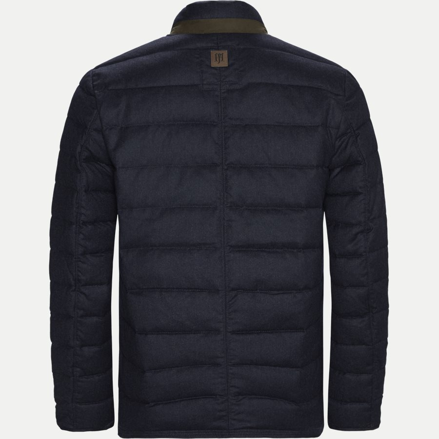 04883 LIGHT DOWN DOE JACKET - Jackets - Regular - NAVY - 2