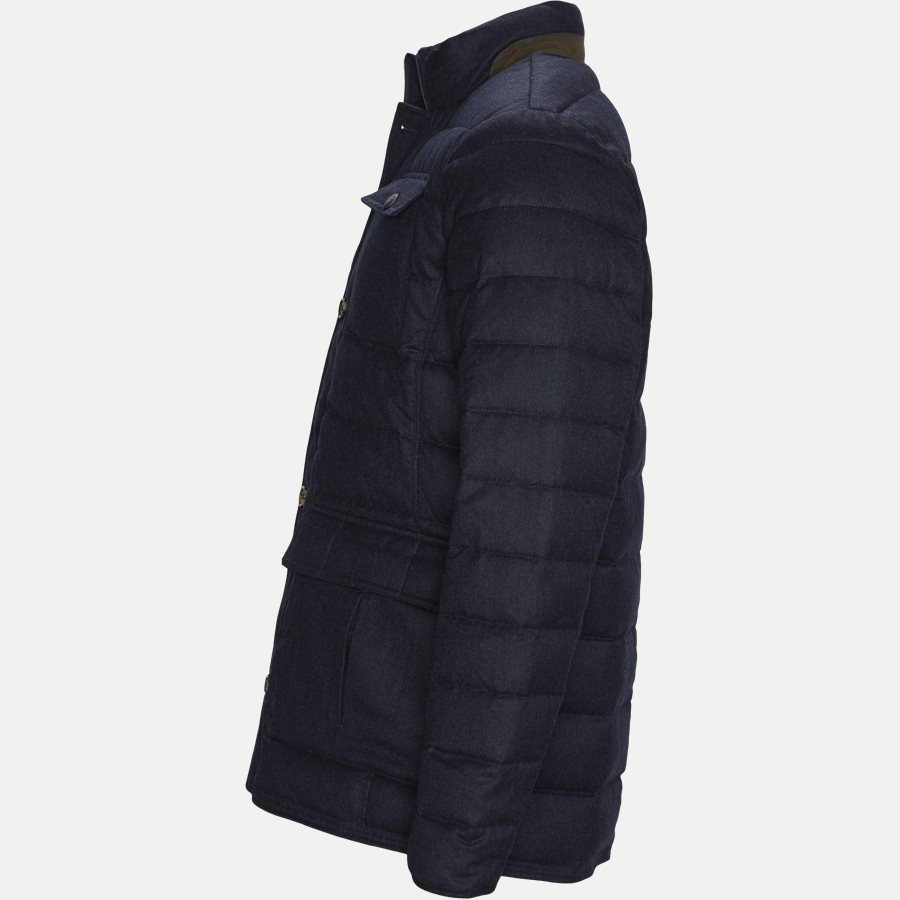 04883 LIGHT DOWN DOE JACKET - Jackets - Regular - NAVY - 3