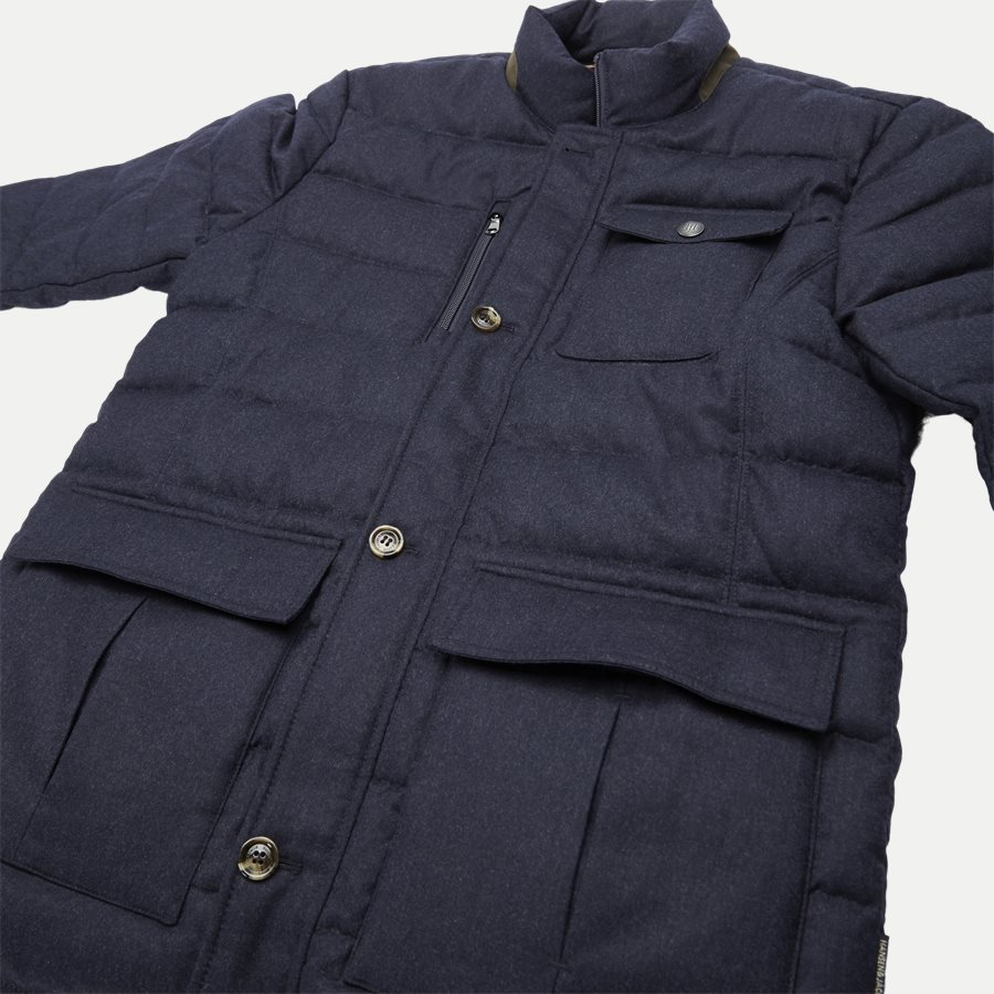 04883 LIGHT DOWN DOE JACKET - Jackets - Regular - NAVY - 6