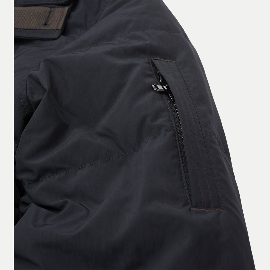 04882 DOWN PUFFER PARKA - Jackets - Regular - NAVY - 7