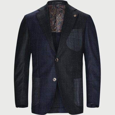 Triple Combo Jacket Slim   Triple Combo Jacket   Blå