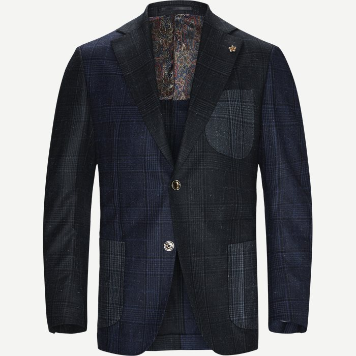 Triple Combo Jacket - Blazer - Slim - Blå