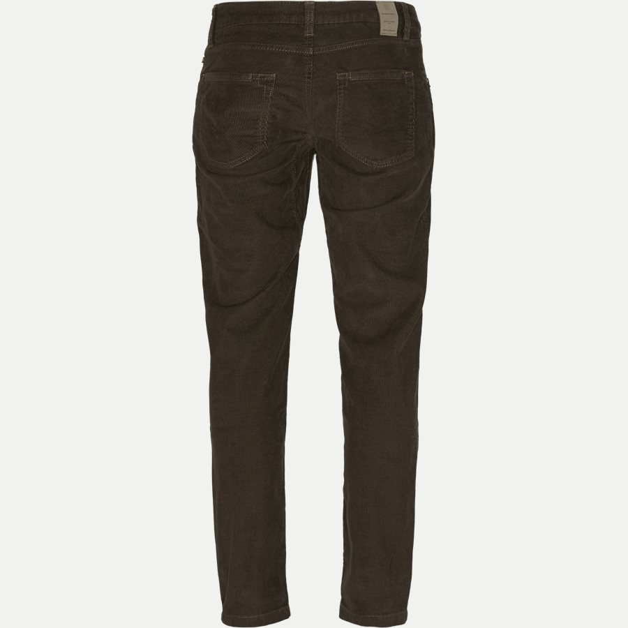 04843 SEW BABYCORD - Cut´ N Sew Babycord   - Jeans - Slim - BRUN - 2