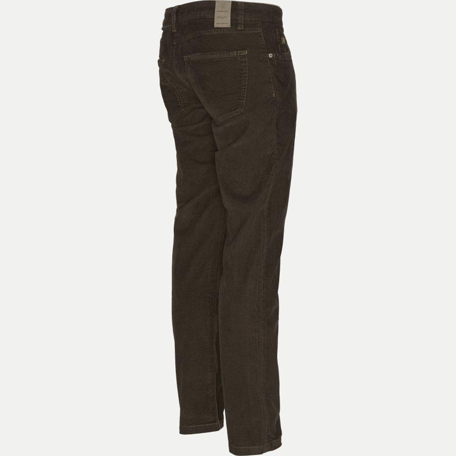 04843 SEW BABYCORD - Cut´ N Sew Babycord   - Jeans - Slim - BRUN - 3