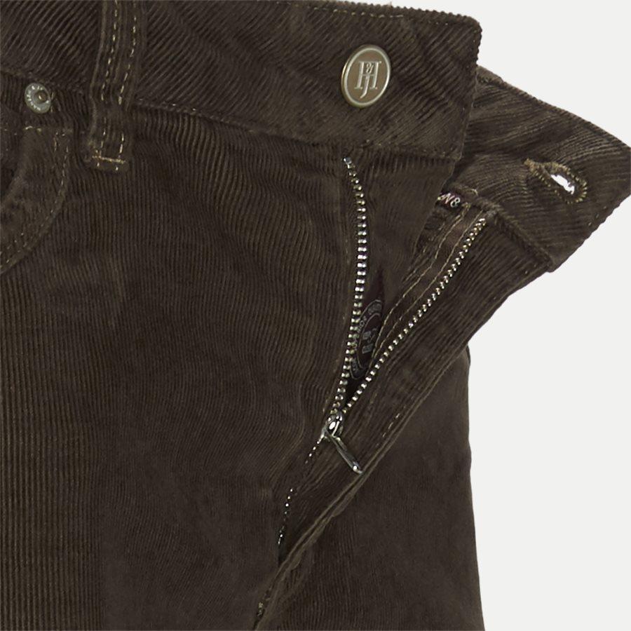 04843 SEW BABYCORD - Cut´ N Sew Babycord   - Jeans - Slim - BRUN - 4