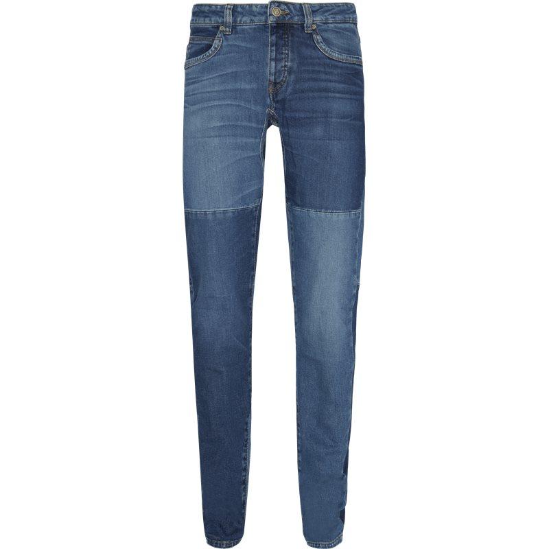 hansen & jacob Hansen & jacob - 04851 patchwork denim jeans fra kaufmann.dk