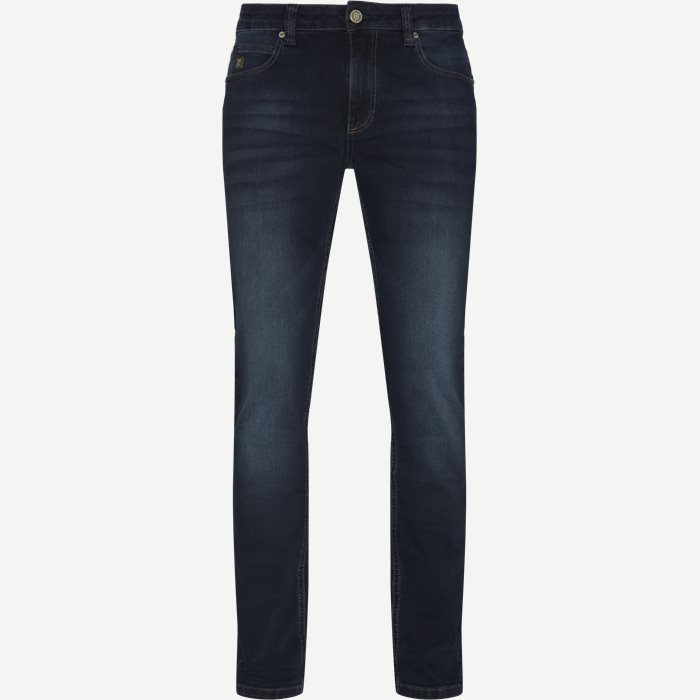 Jeans - Slim - Blau