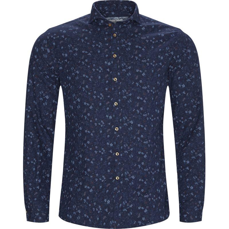hansen & jacob – Hansen & jacob - shirt polar print på kaufmann.dk