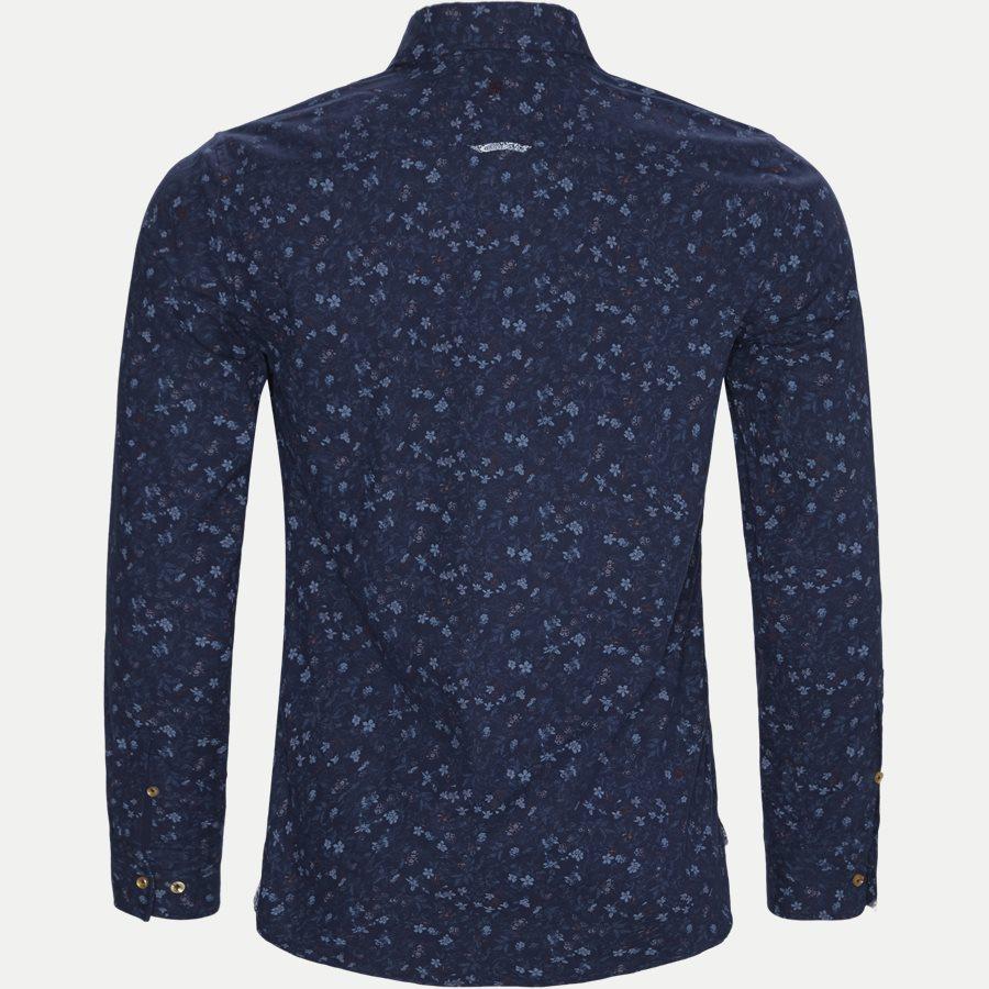 04941 POLAR PRINT - Shirt Polar Print - Skjorter - Casual fit - BLÅ - 2