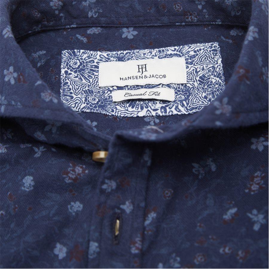 04941 POLAR PRINT - Shirt Polar Print - Skjorter - Casual fit - BLÅ - 4