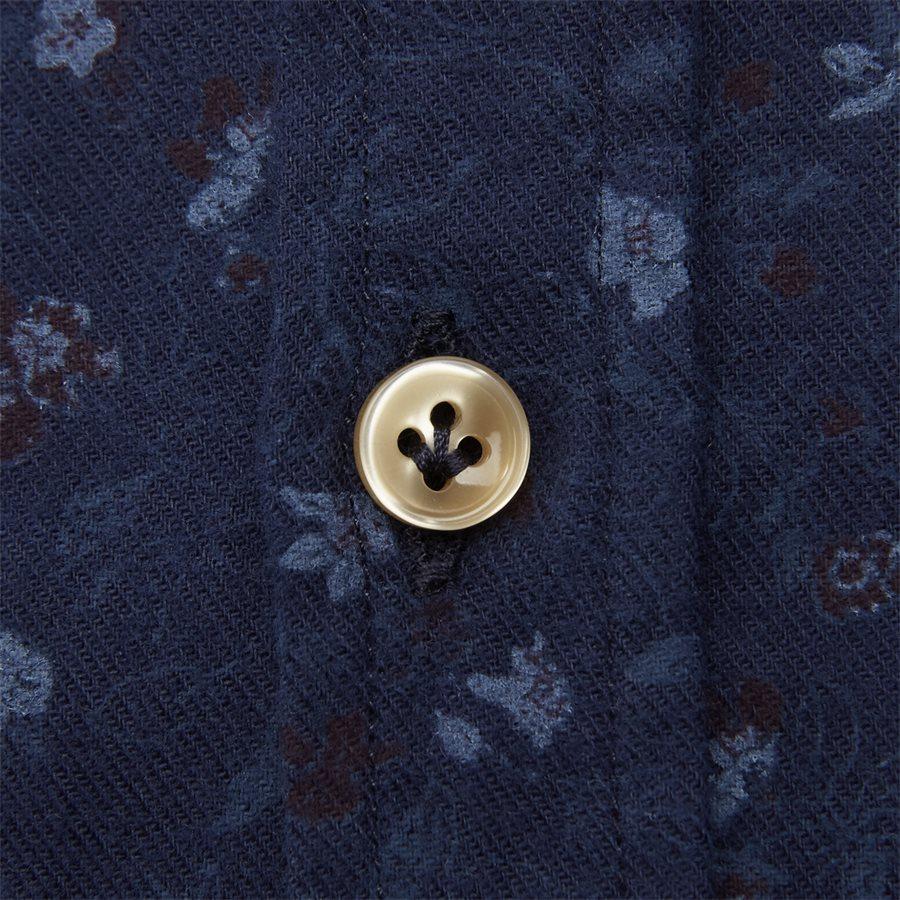 04941 POLAR PRINT - Shirt Polar Print - Skjorter - Casual fit - BLÅ - 6