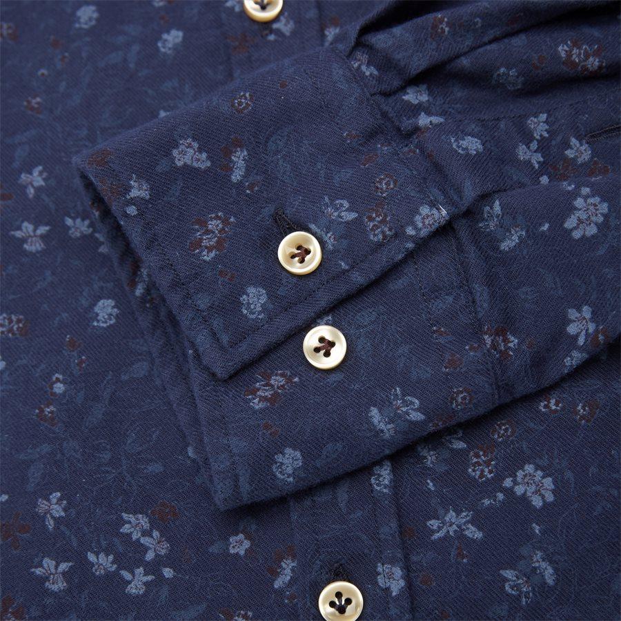 04941 POLAR PRINT - Shirt Polar Print - Skjorter - Casual fit - BLÅ - 7