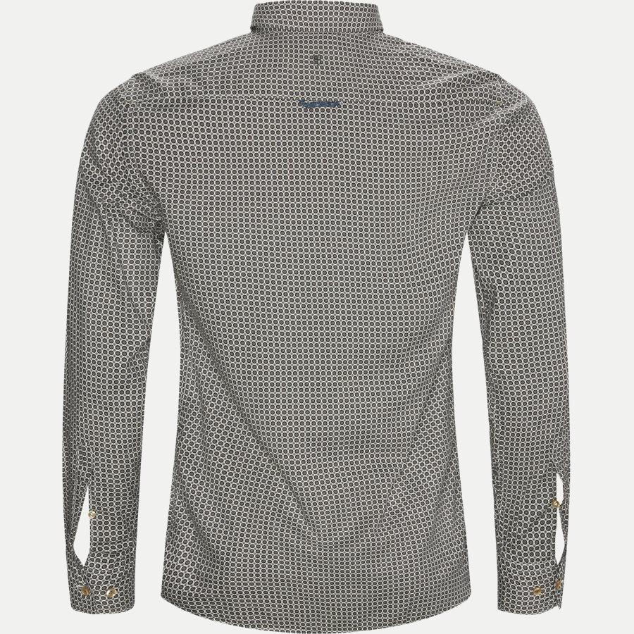 04943 60'S PRINT - Shirt 60´s Print - Skjorter - Casual fit - TOBACO - 2
