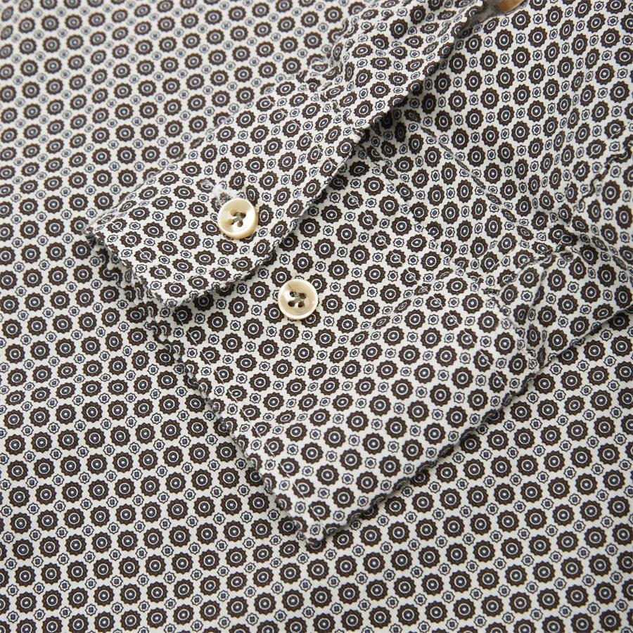 04943 60'S PRINT - Shirt 60´s Print - Skjorter - Casual fit - TOBACO - 6
