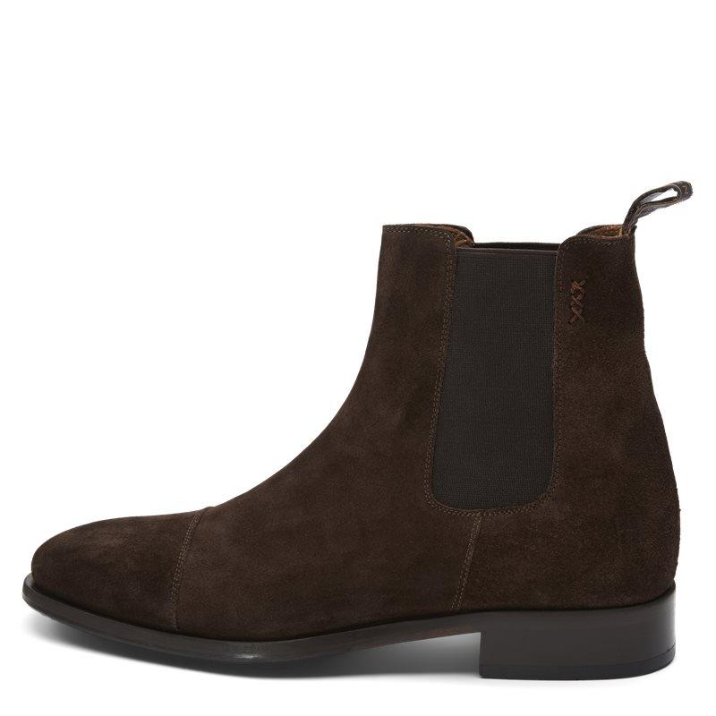 Image of   Hansen & Jacob - Suede Jodphur Chelsea Boot