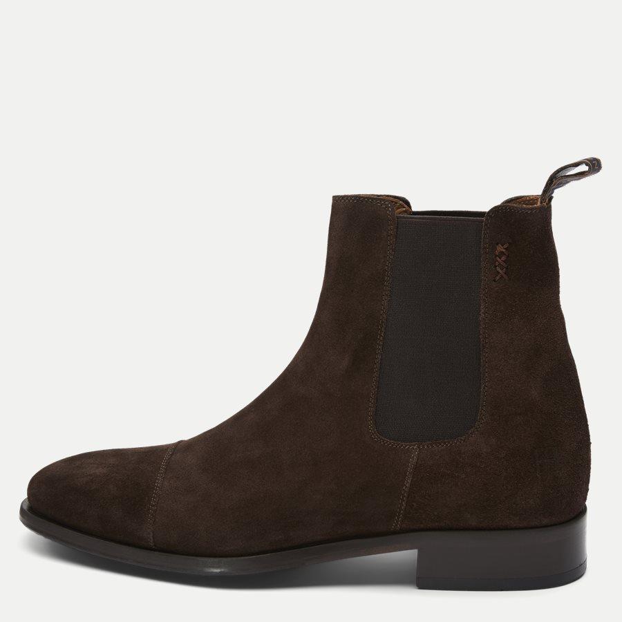 06000 SUEDE JODPHUR - Shoes - BRUN - 1