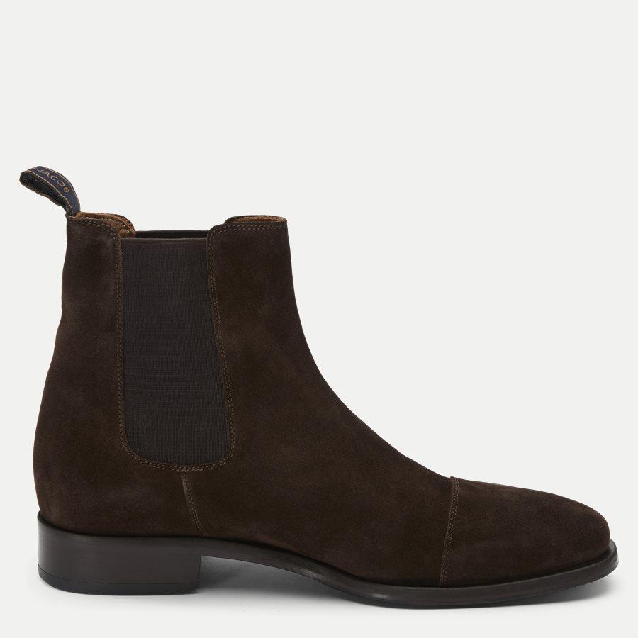 06000 SUEDE JODPHUR - Shoes - BRUN - 2