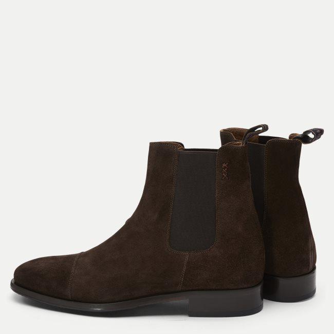 Suede Jodphur Chelsea Boot