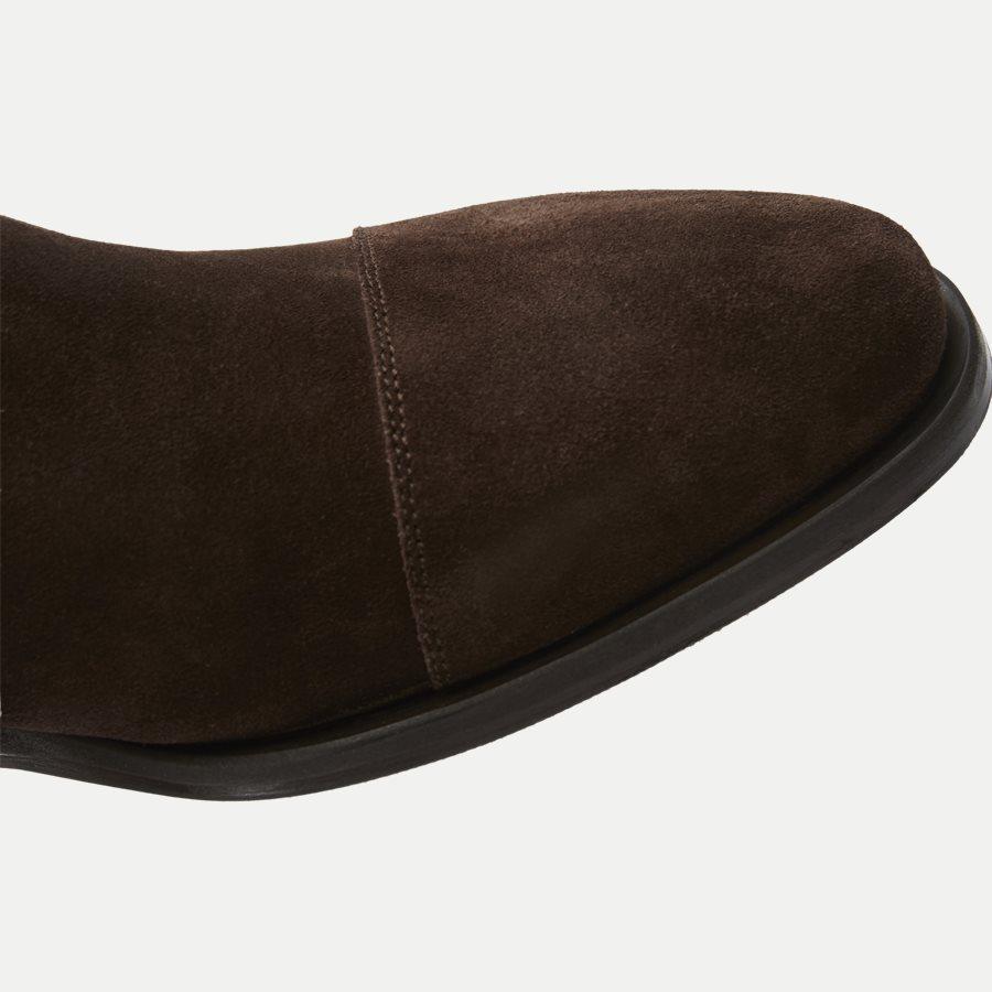 06000 SUEDE JODPHUR - Shoes - BRUN - 4