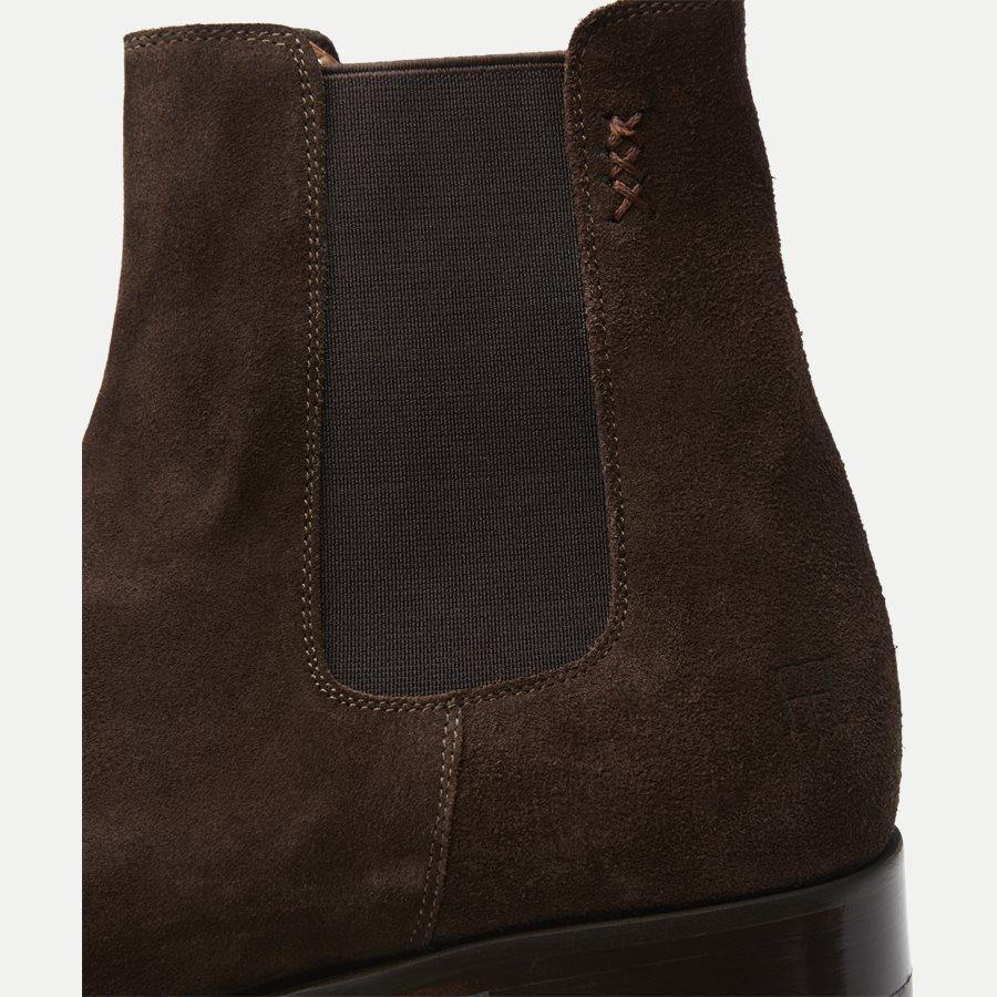 06000 SUEDE JODPHUR - Shoes - BRUN - 5