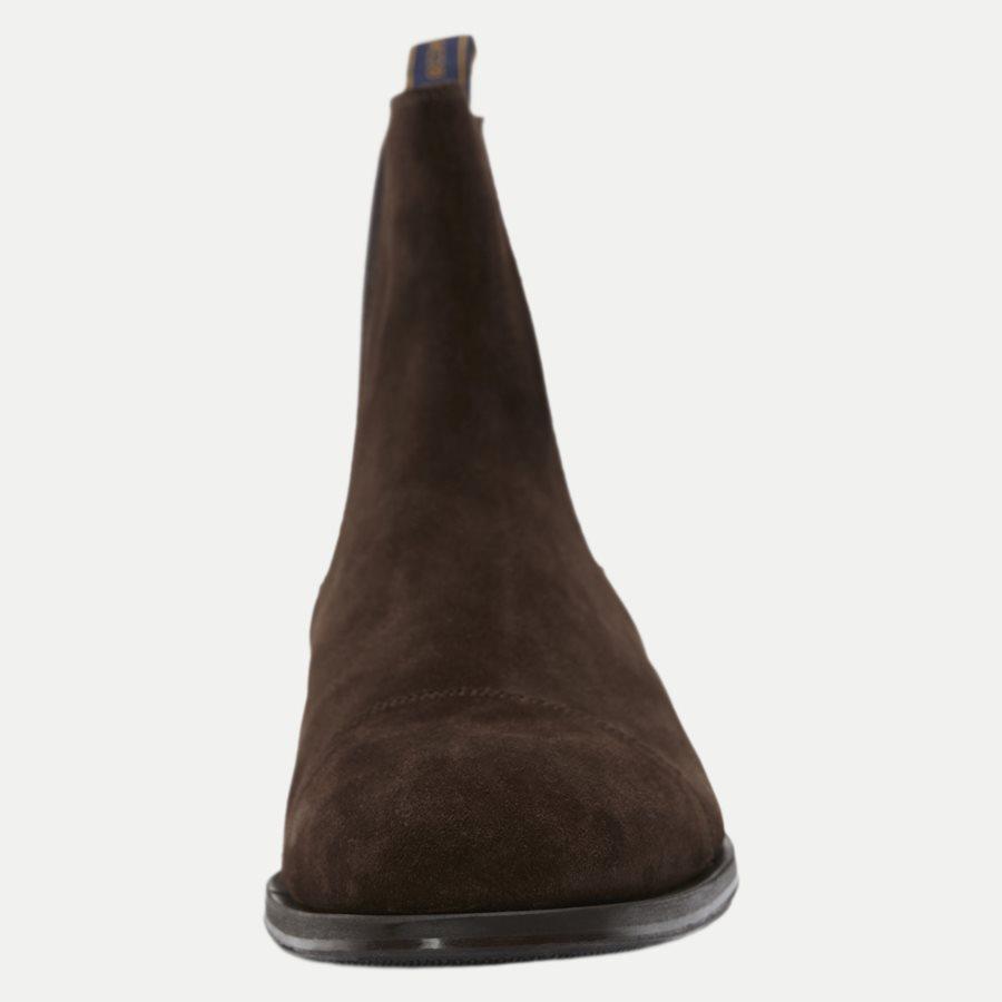 06000 SUEDE JODPHUR - Shoes - BRUN - 6