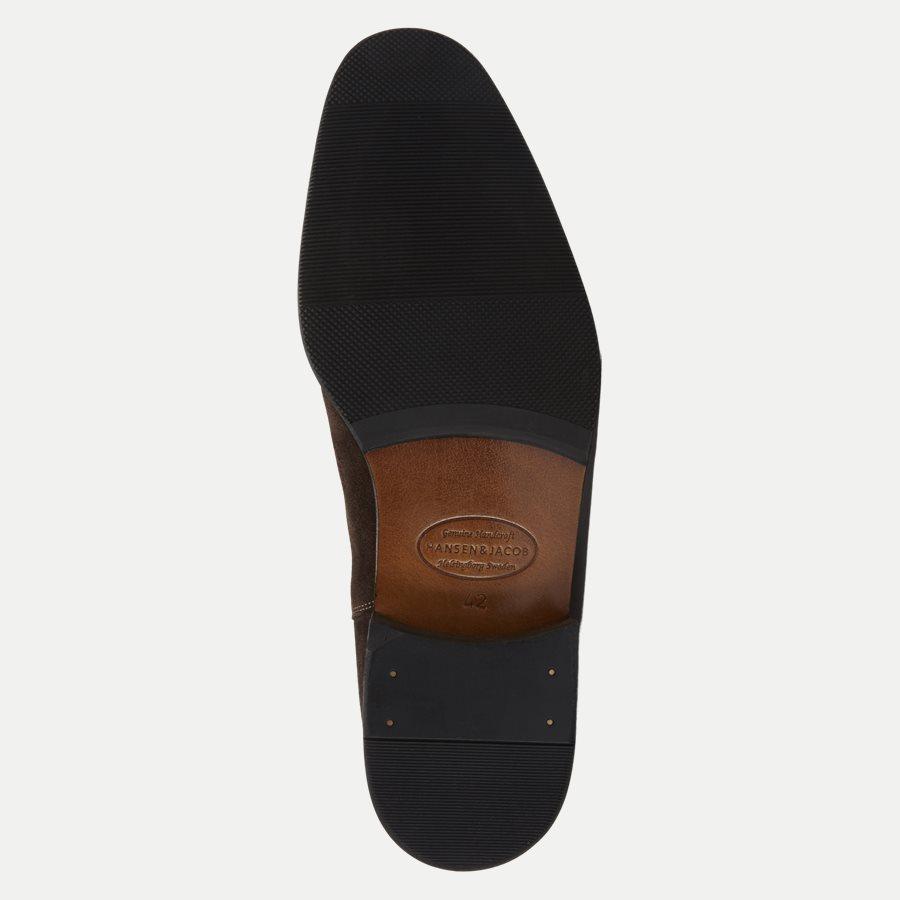 06000 SUEDE JODPHUR - Shoes - BRUN - 8