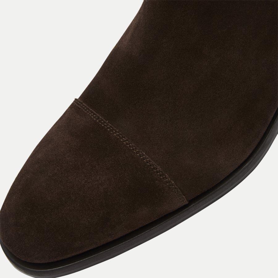 06000 SUEDE JODPHUR - Shoes - BRUN - 9