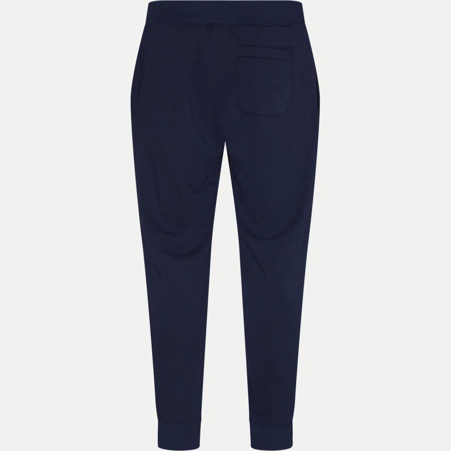 710770023 - Logo Sweatpants - Bukser - Regular - NAVY - 2