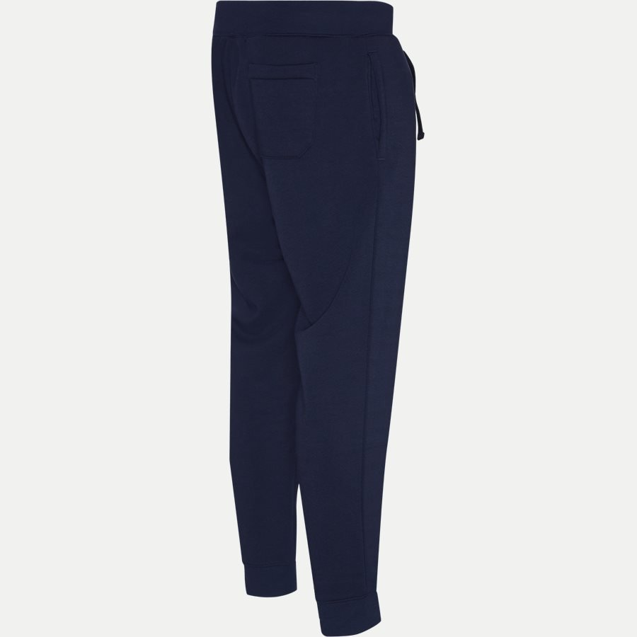 710770023 - Logo Sweatpants - Bukser - Regular - NAVY - 3