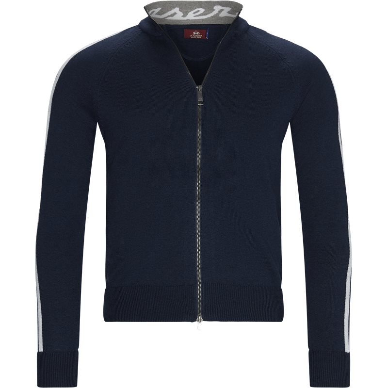 Image of   La Martina - Man Triot Full Zip Cardigan