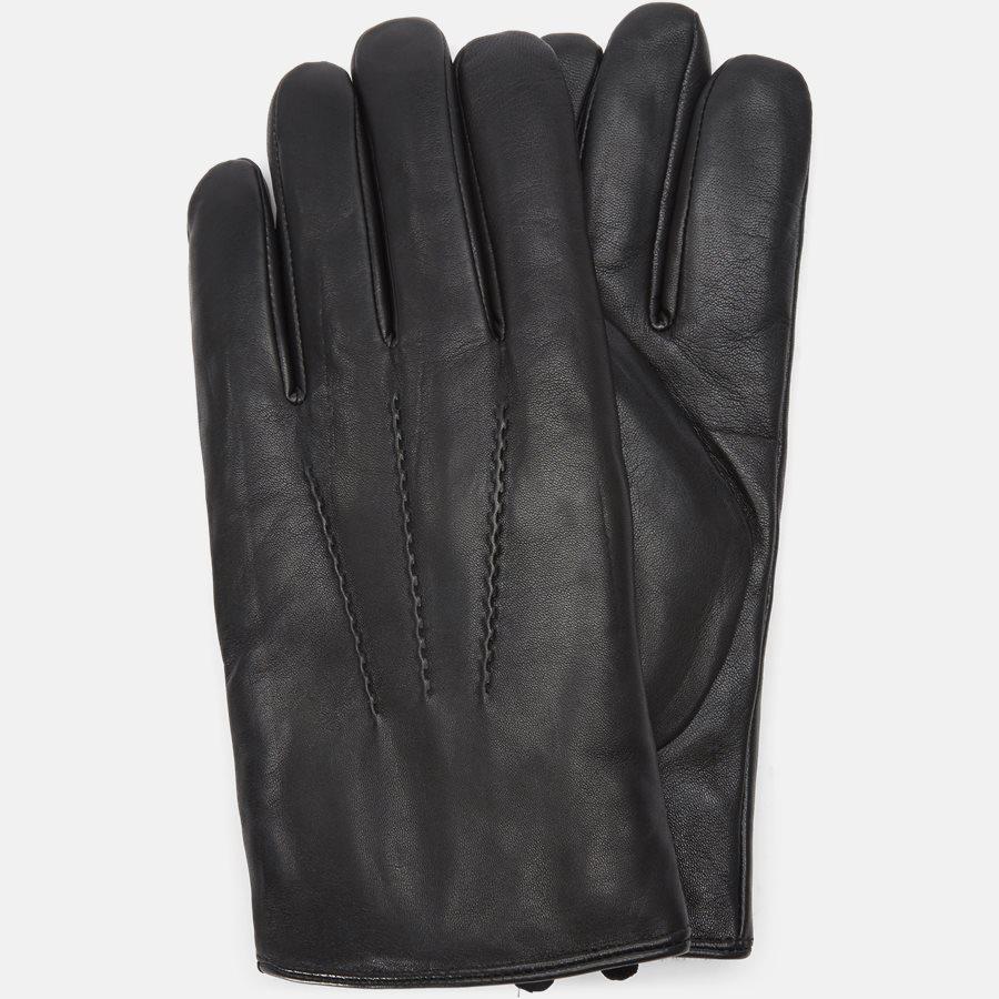 6741 GERON - Handsker - BLACK - 1