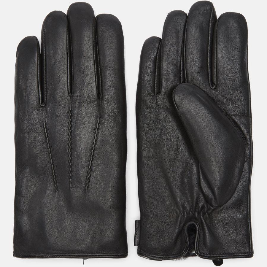6741 GERON - Handsker - BLACK - 2