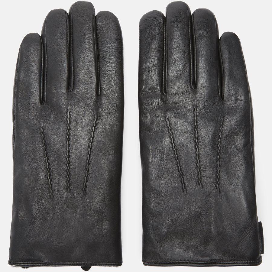 6741 GERON - Handsker - BLACK - 3