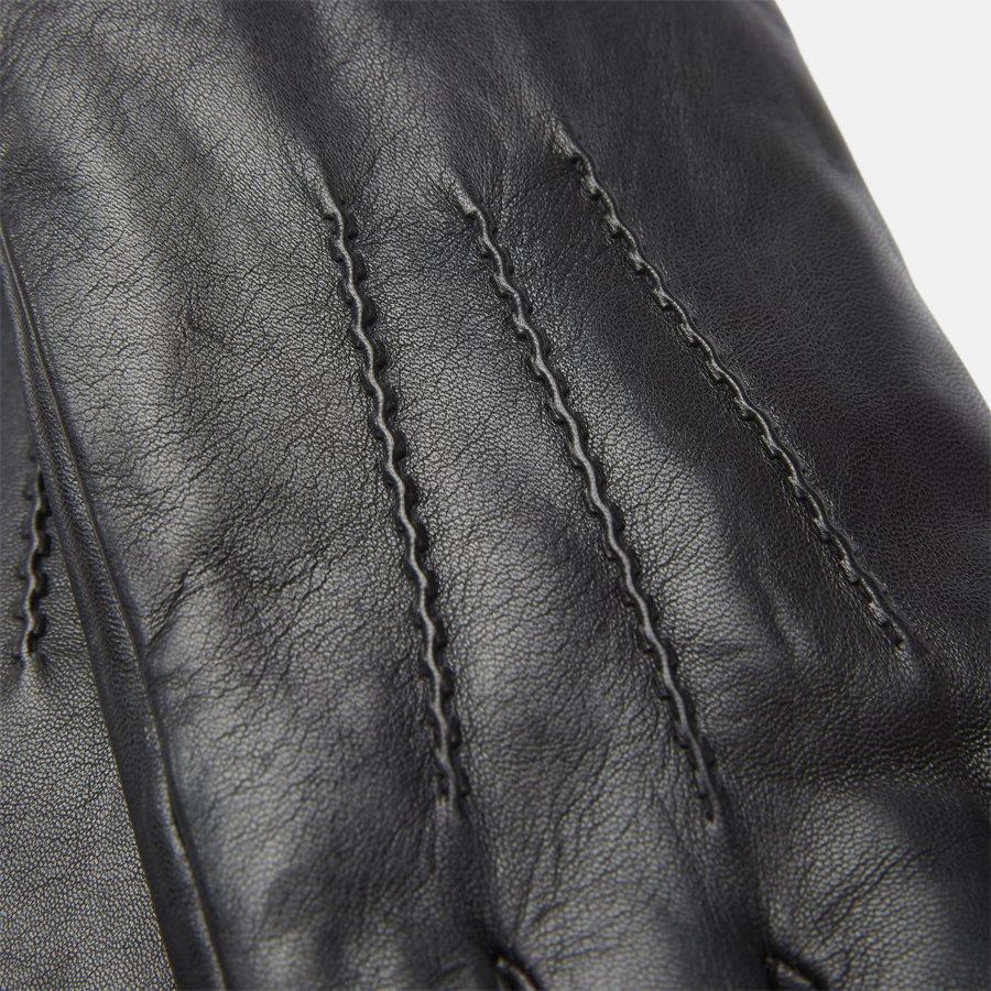 6741 GERON - Handsker - BLACK - 4