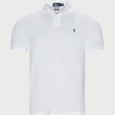 Polo T-shirt Regular slim fit | Polo T-shirt | Hvid