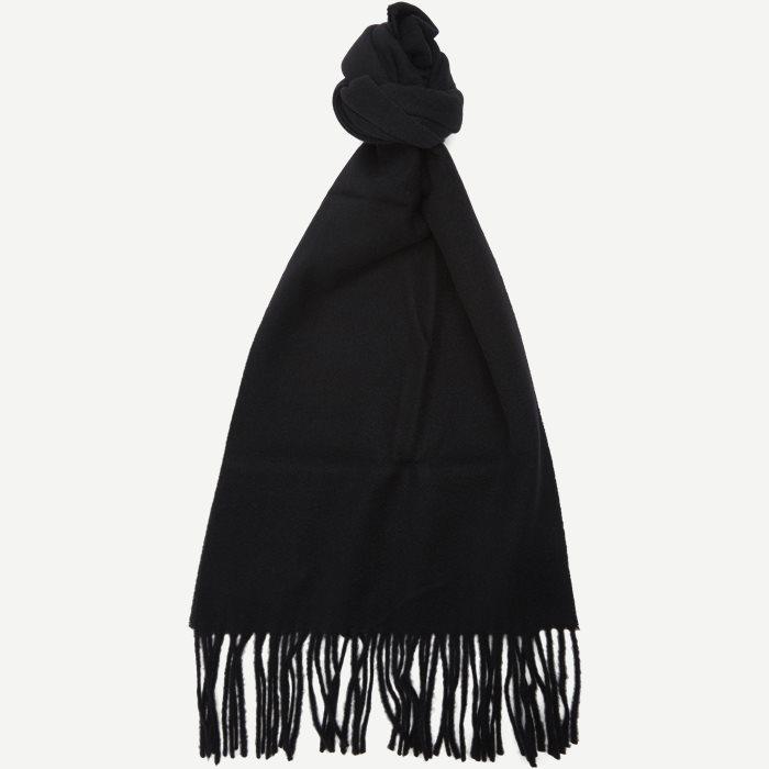 Berg Halstørklæde - Tørklæder - Sort
