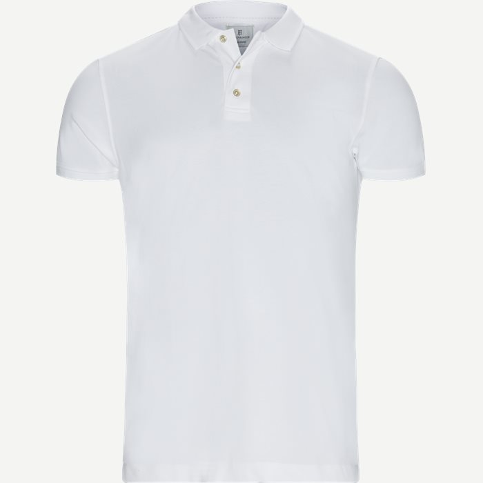 T-shirts - Modern fit - White