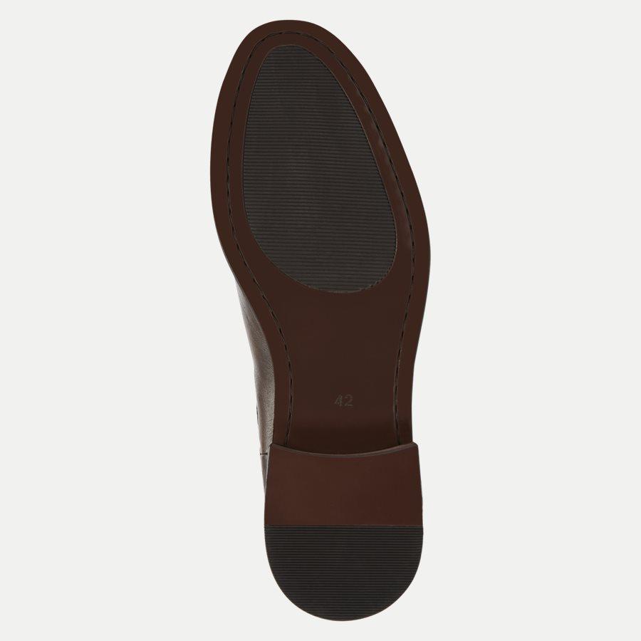 2360 - Shoes - BRUN - 9