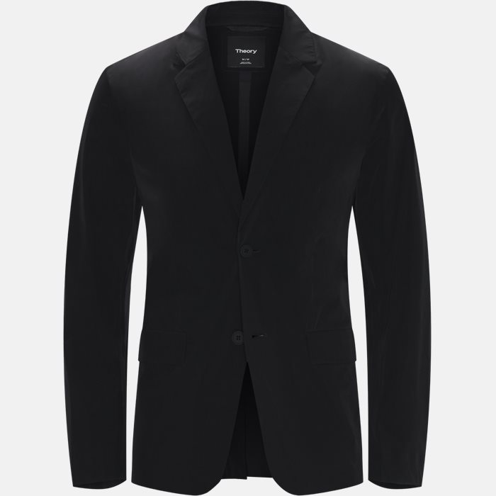 Blazer - Regular fit - Sort