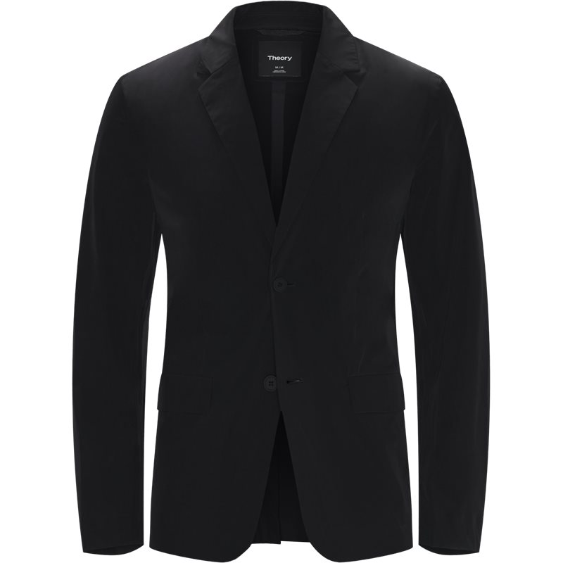 Image of   Link Theory Regular fit I0877101 Blazer Black