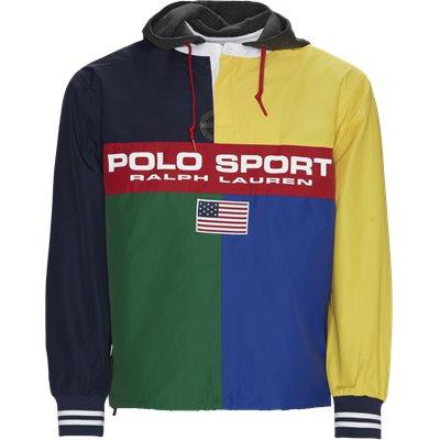 Polo Sport Anorak Regular | Polo Sport Anorak | Blå