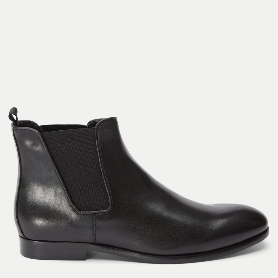 1831 - Chelsea Boot - Sko - SORT - 1