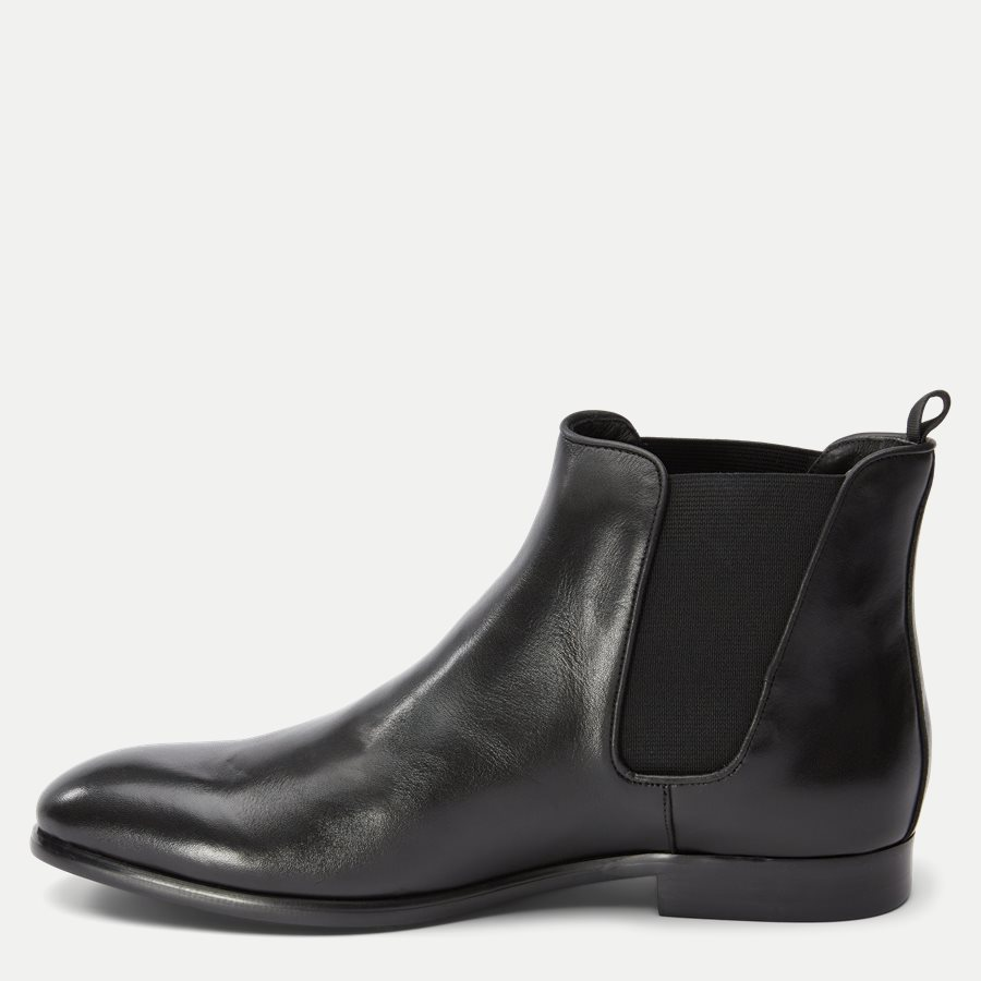 1831 - Chelsea Boot - Sko - SORT - 2