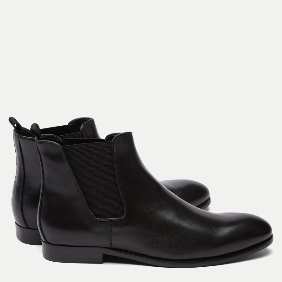 1831 - Chelsea Boot - Sko - SORT - 3
