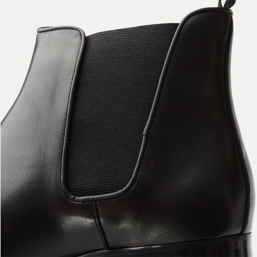 1831 - Chelsea Boot - Sko - SORT - 5