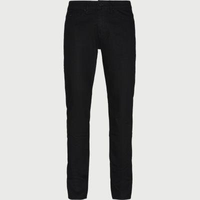 Slim | Jeans | Svart