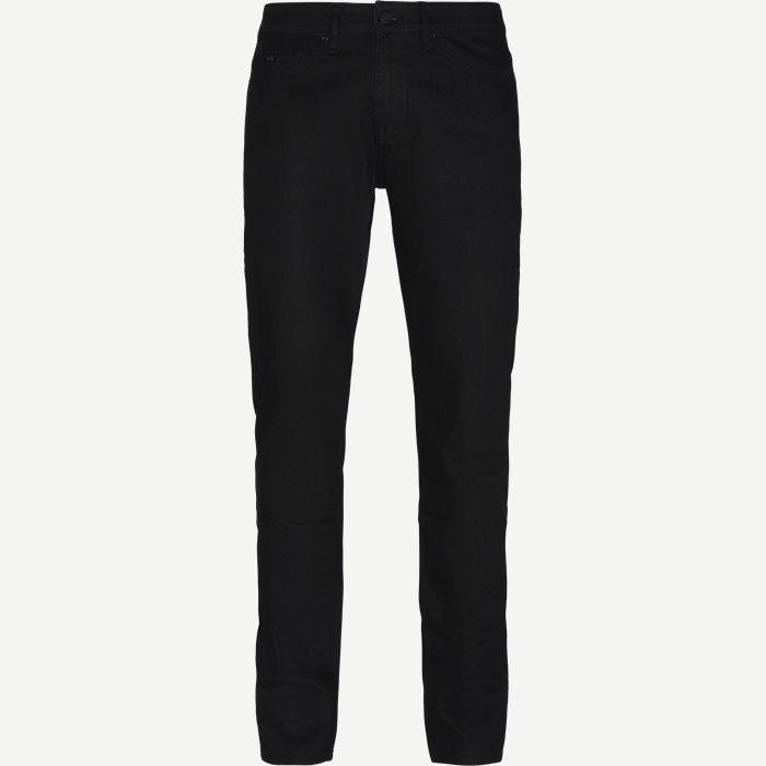 Delaware Jeans - Jeans - Slim - Sort