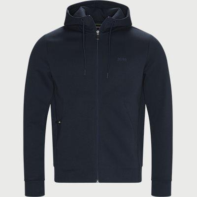 Regular | Sweatshirts | Blau