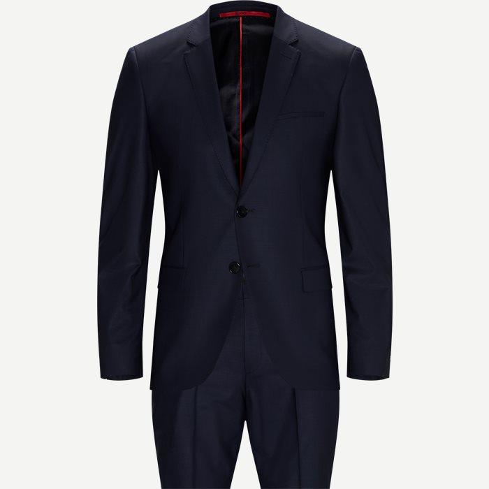 Anzüge - Ekstra slim fit - Blau