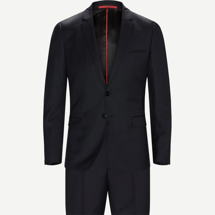 Suits - Ekstra slim fit - Black